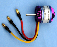 G-Power BL-Motor,2830, 750KV,6-14,4V