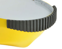 Rubber Bumper Profile 45 ° 104-24